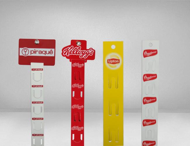 clip strip control plast